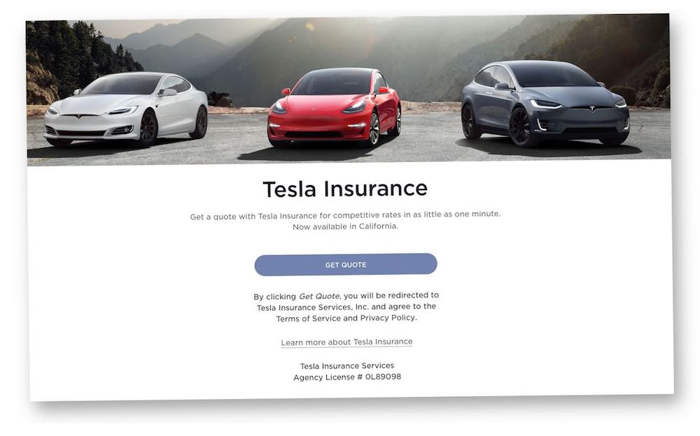 Tesla Insurance Cost ~ news word
